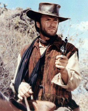 Clint Eastwood in Two Mules For Sister Sara 1970