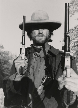 Clint as The Outlaw Josey Wales 1976