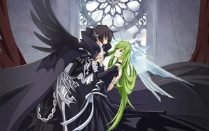 Code Geass Lelouch X Cc Android 壁紙