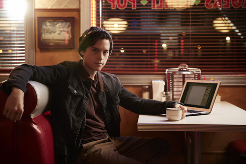 Riverdale (2017 TV series) wallpaper titled Cole Sprouse as Jughead Jones