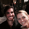 Colin and Jennifer - once-upon-a-time photo