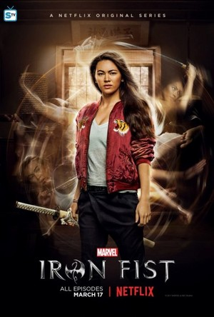 Colleen Wing - Poster