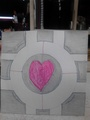 Companion - portal-the-game fan art