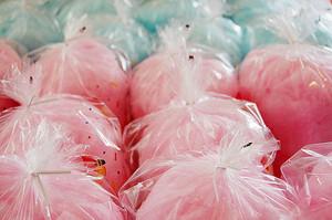 Cotton dulces
