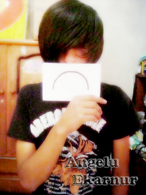 Cyber goth boy Cyber punk boy Angelu ekarnur