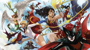 DC Comics Superheroines
