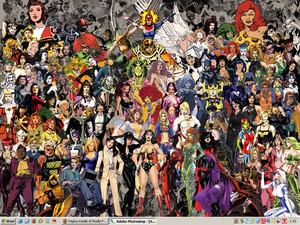 DC heroines