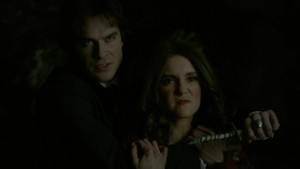 Damon 8.16 ''I was feeling Epic''