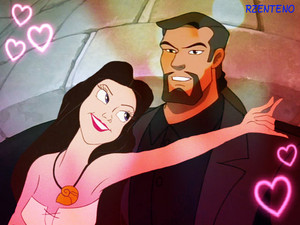 David Xanatos And Vanessa