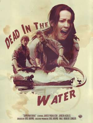 Dean In The Water
