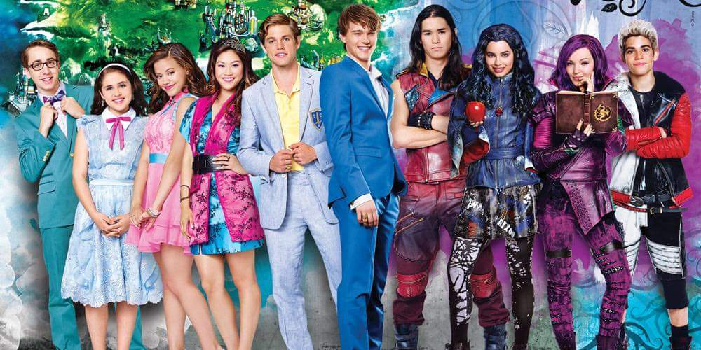 Descendants Casts
