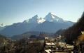 Die Berchtesgadener Alpen - Bayern, Deutschland - germany wallpaper