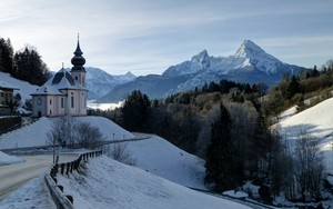 Die Berchtesgadener Alpen - Bayern, Deutschland