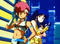 Dirty Pair 001 - the-80s photo