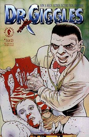 Dr. Giggles Issue 1