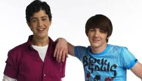 mannetjeseend, drake and Josh