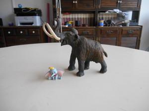 Dumbo e il mammut lanoso