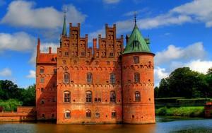 Egeskov castello (Egeskov Slot)