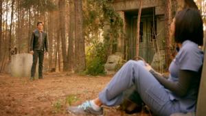 Elena and Damon 8X16 '' I Was Feeling Epic''