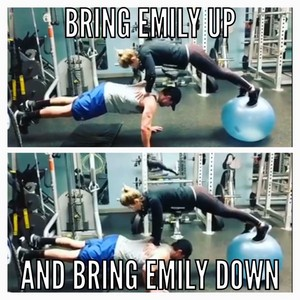 Emily was featured in Stephen's MemeMonday choices! March 13th, 2017