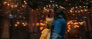 Emma Watson as Belle in New Beauty and the Beast Trailer