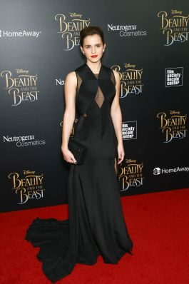 Emma Watson at Beauty and The Beast New York City Premiere