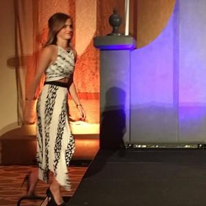 Emma Watson at 'Beauty and the Beast' LA press conference