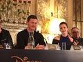 Emma Watson at the 'Beauty and the Beast' Paris press conference [February 20, 2017] - emma-watson photo