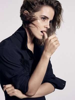 Emma Watson covers ELLE UK (March 2017)