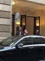 Emma Watson leaving hotel Le Meurice in Paris - emma-watson photo