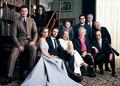 Emma and BATB cast Vanity Fair photoshoot - emma-watson photo