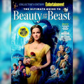 Emma and BATB cast on EW magazine March 2017 issue - emma-watson photo
