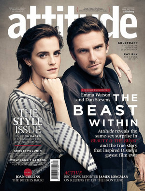 Emma and Dan Stevens