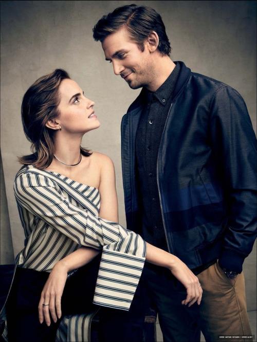 Emma and Dan Stevens