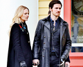 Emma and Hook - once-upon-a-time photo