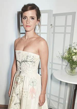 Emma at Elle Style Awards in London