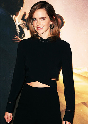 Emma at UK launch event for BATB