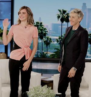 Emma on Ellen (March 3,2017)
