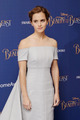 """Emma,the """"Belle"""" of the ball at BATB UK launch event - beauty-and-the-beast-2017 photo"""