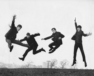 Everybody jump now!