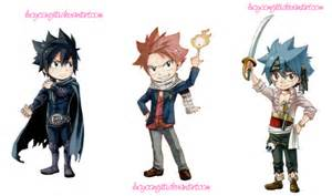 Fairy Tail--3 Fighters
