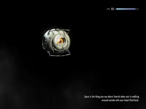 Fall of the el espacio Core (Skyrim Mod)