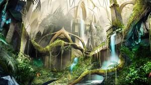 판타지 Landscapes