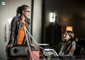 """Felicity in """"The Recruits"""""""