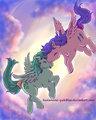 Firefly and Medley  - my-little-pony fan art