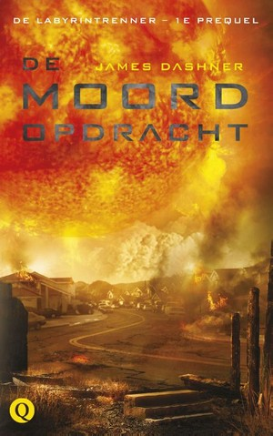 First book of 2017: De Moordopdracht (original: The Kill Order)