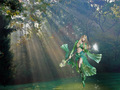 Forest Fairy - magical-creatures wallpaper