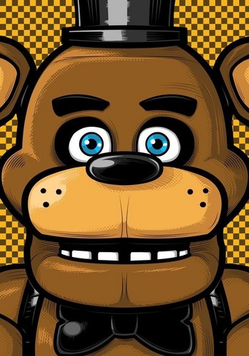 Five Nights at Freddy's wallpaper entitled Freddy