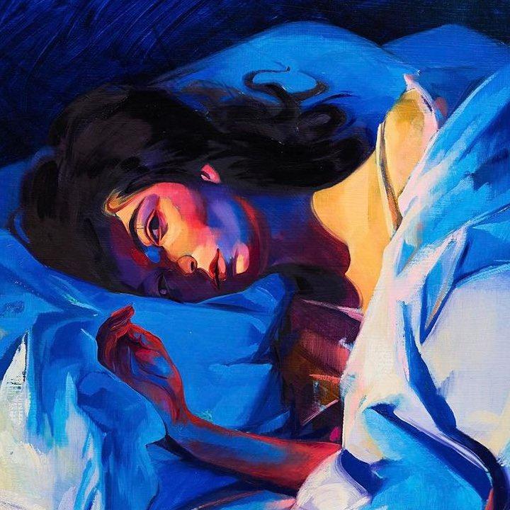 MELODRAMA - Album cover