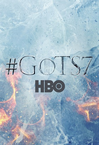 Game of Thrones wallpaper titled Game of Thrones- Season 7- Teaser Poster